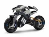 Токіо 2017: Yamaha презентувала концепт розумного мотоцикла MOTOROiD
