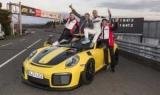 Серійний Porsche 911 GT2 RS став рекордсменом Нюрбургрінга