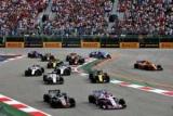 У FIA затвердила календар на 2019 рік