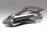 Aston Martin намалював для Dyson ескіз 12-циліндрового пилососа