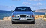 Огляд салону BMW E39