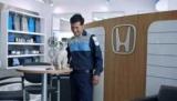 СТО Honda рекламує «пихатий» кіт