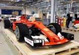 Гоночный автомобиль Ferrari-команду собрали из Lego