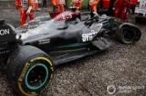 Авария Боттаса обошлась Mercedes в 1 миллион фунтов