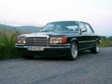 Mercedes-Benz W116: опис, технічні характеристики, роки випуску