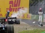 Расселл извинился перед Боттасом за аварию на Гран-при Эмилии-Романьи